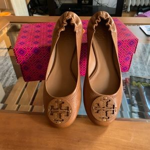 Tory Burch Reva Flats NEW